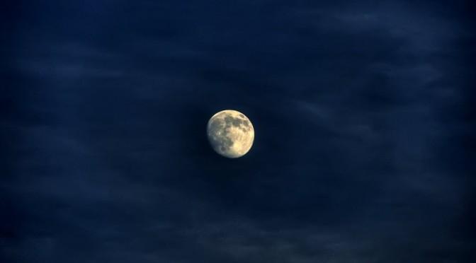 Dark Sky Moon