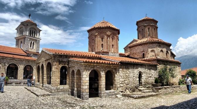 St. Naum, Ohrid