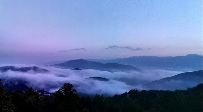 Mist Flows….