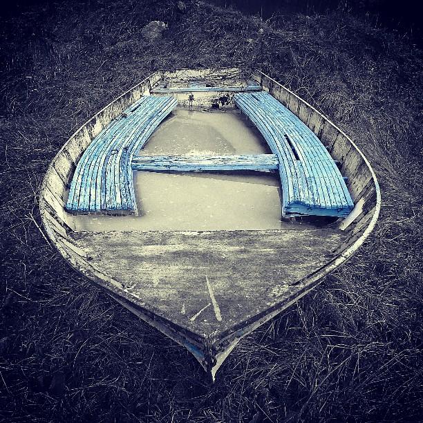 #Boat. Blue boat. #photographyel #phototeeet #lumiaphoto #lumiacolorpop #colorpop