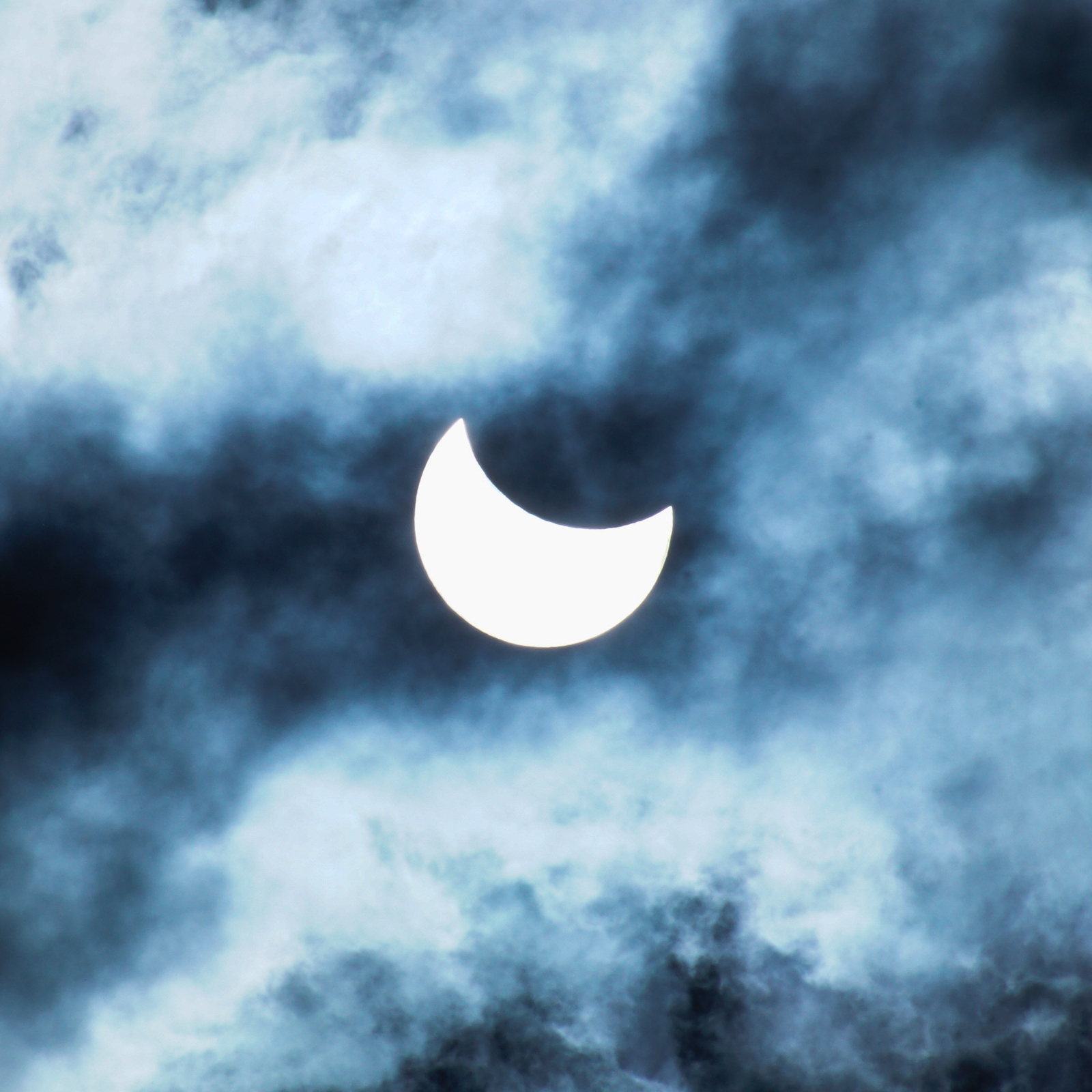 Partial solar eclipse March 20th 2015