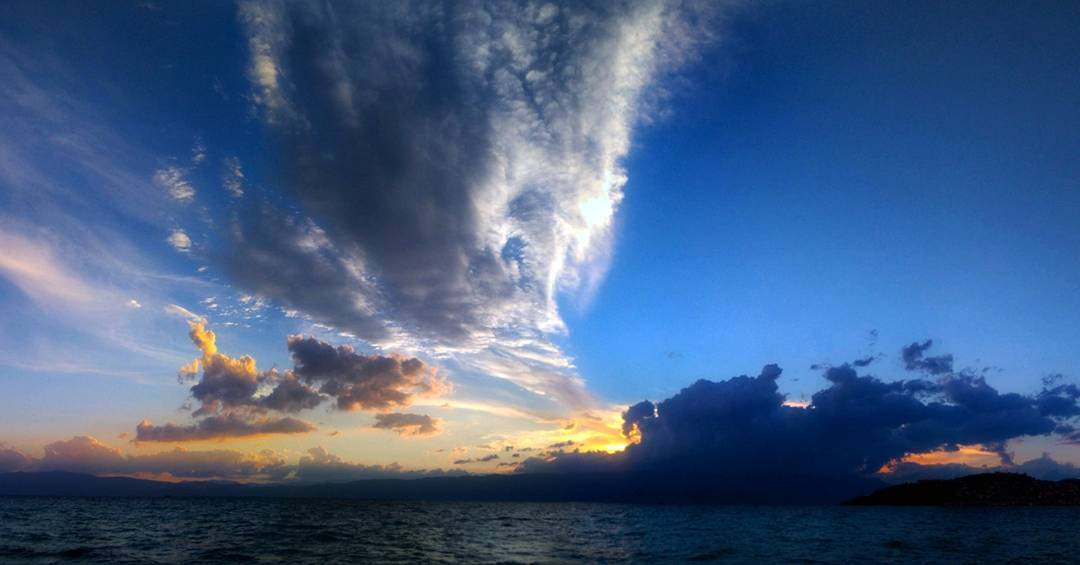 Skyorama #sunset